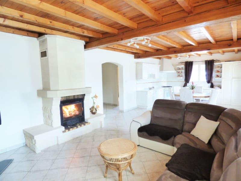Vente maison / villa Les eglisottes et chalaures 132000€ - Photo 3
