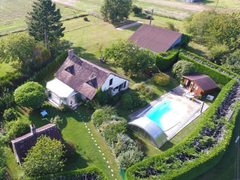 Sale house / villa Charny 211200€ - Picture 1