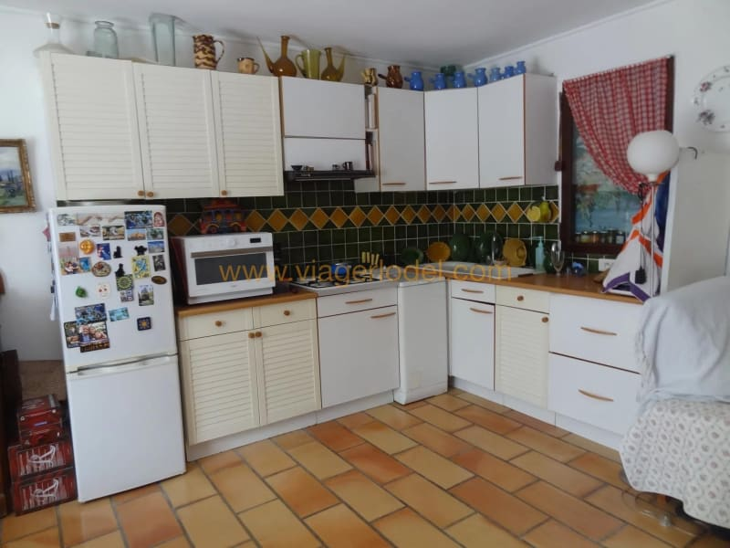 Life annuity apartment Montpellier 63500€ - Picture 5