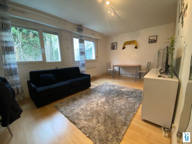 Rental apartment Bois guillaume 495€ CC - Picture 1