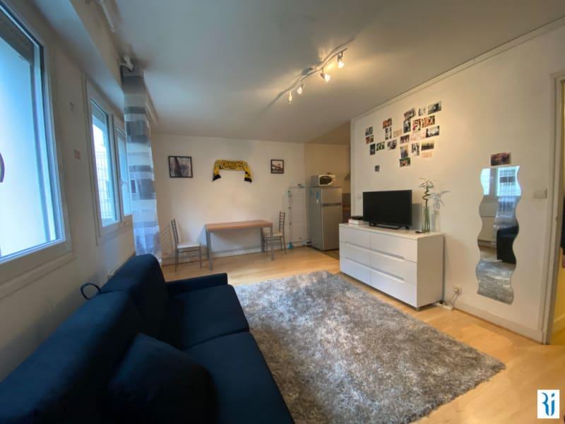 Rental apartment Bois guillaume 495€ CC - Picture 2