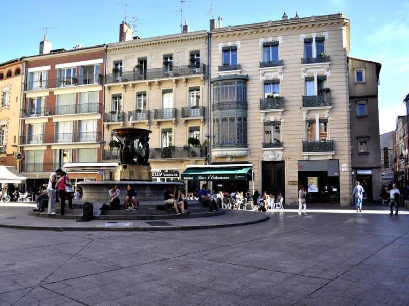 Location appartement Toulouse 547€ CC - Photo 1