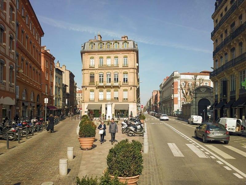Rental apartment Toulouse 526€ CC - Picture 1