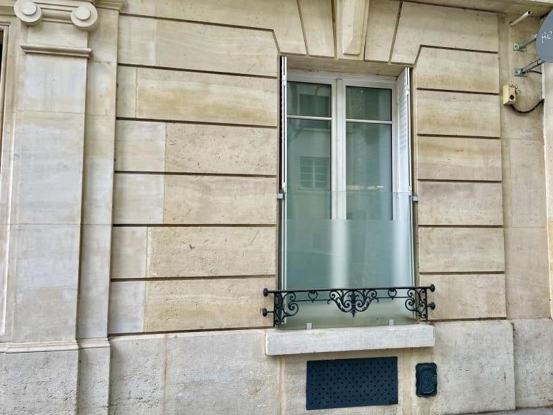 Sale apartment Paris 16ème 165000€ - Picture 3