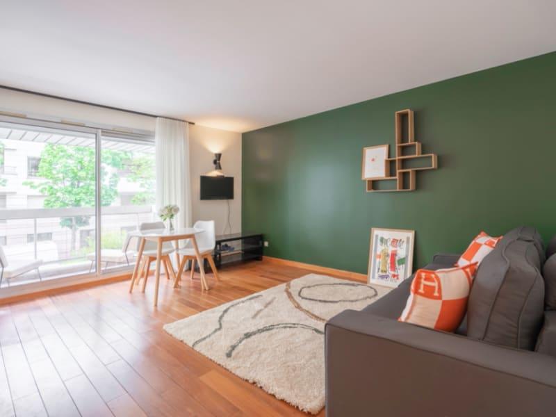 Rental apartment Neuilly sur seine 1250€ CC - Picture 1