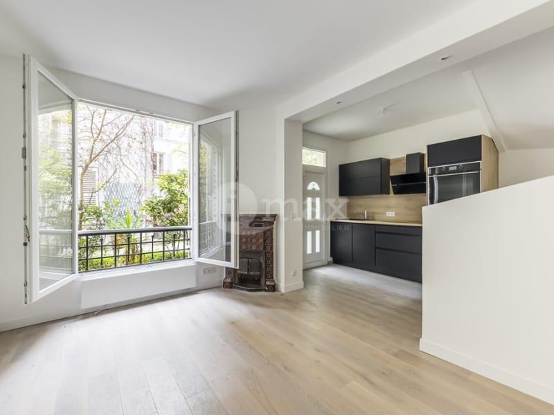 Sale house / villa Paris 17ème 995000€ - Picture 1