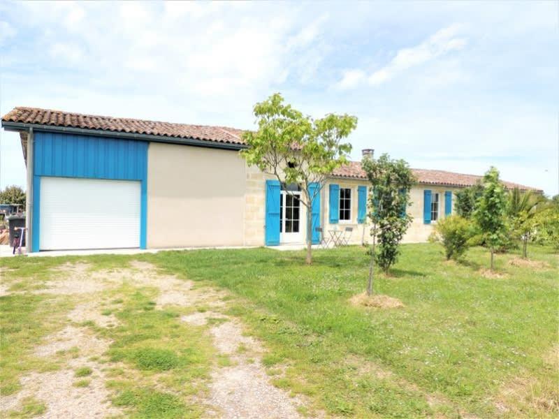 Sale house / villa Valeyrac 296000€ - Picture 1