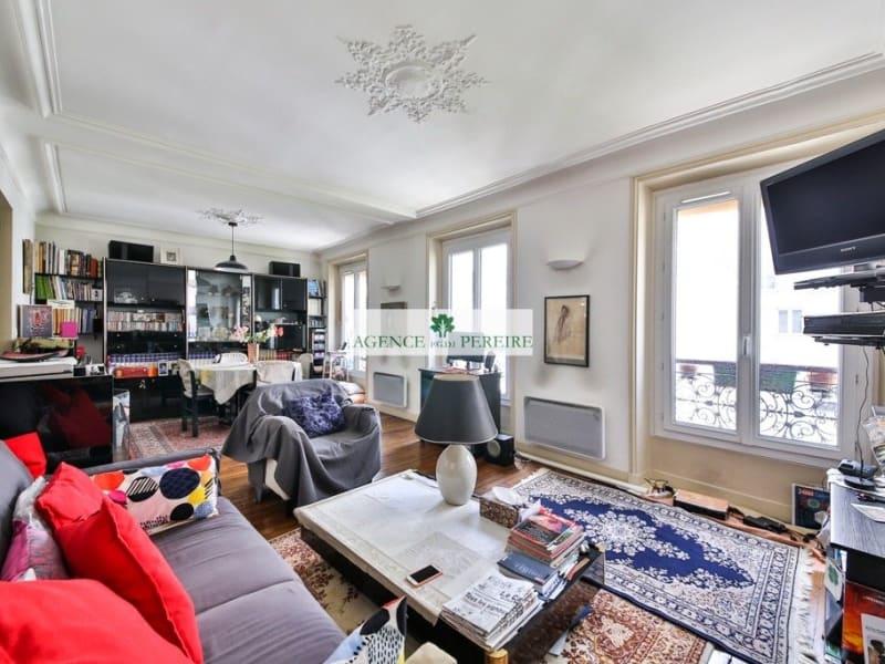 Vente appartement Paris 20ème 560000€ - Photo 2