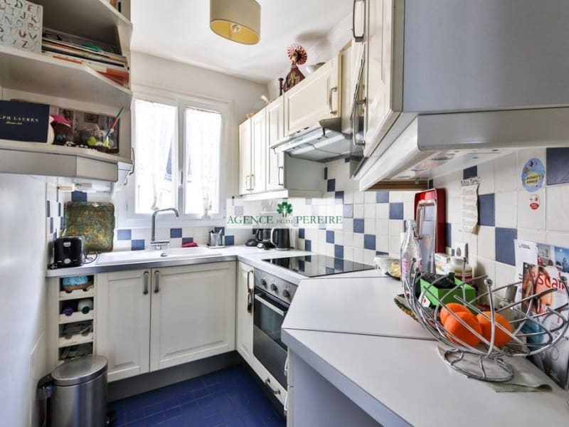 Vente appartement Paris 20ème 560000€ - Photo 5