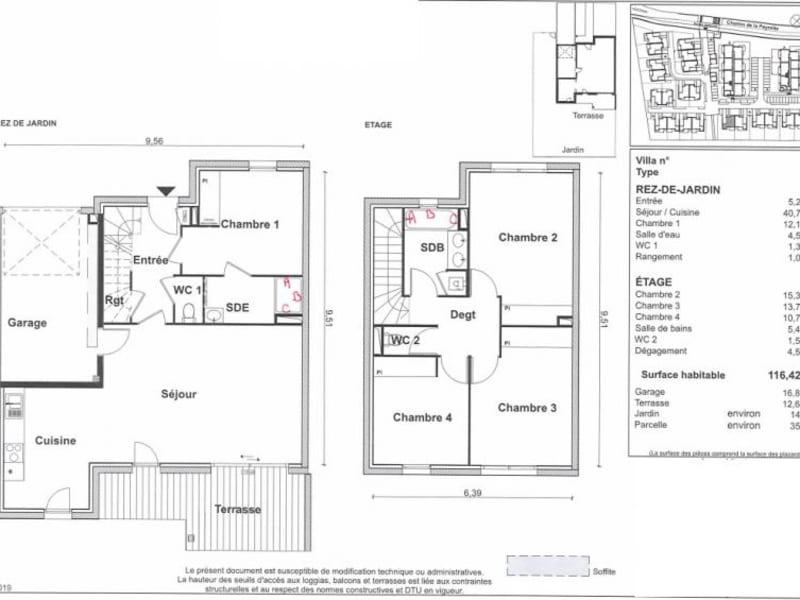 Vente maison / villa Tournefeuille 394900€ - Photo 12