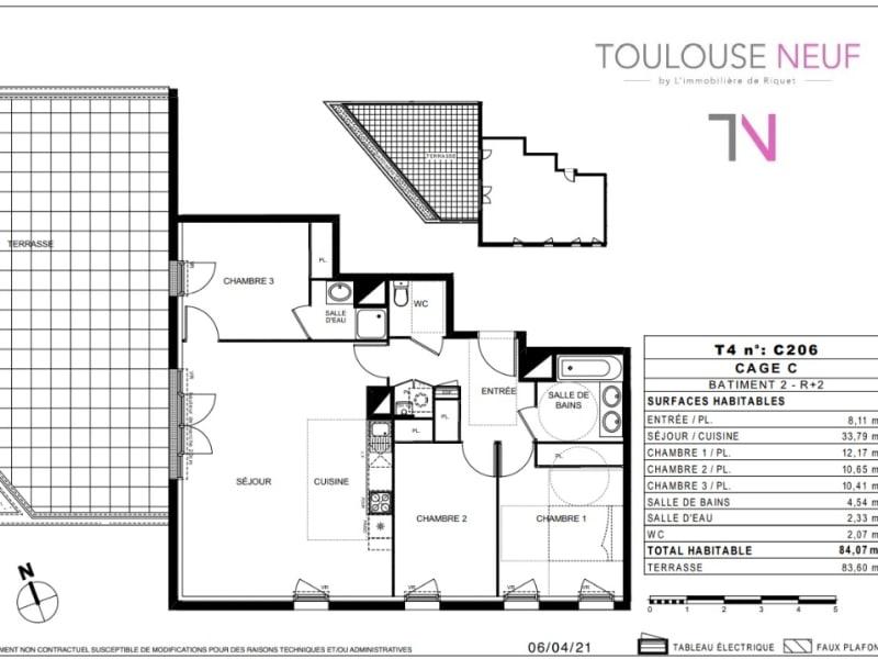 Vente appartement Castanet tolosan 429000€ - Photo 5