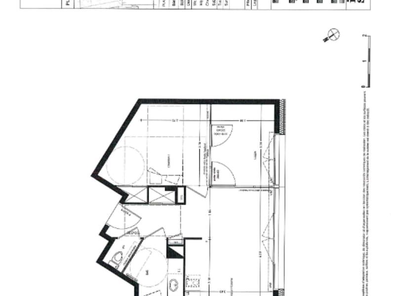 Alquiler  apartamento Nantes 629€ CC - Fotografía 2