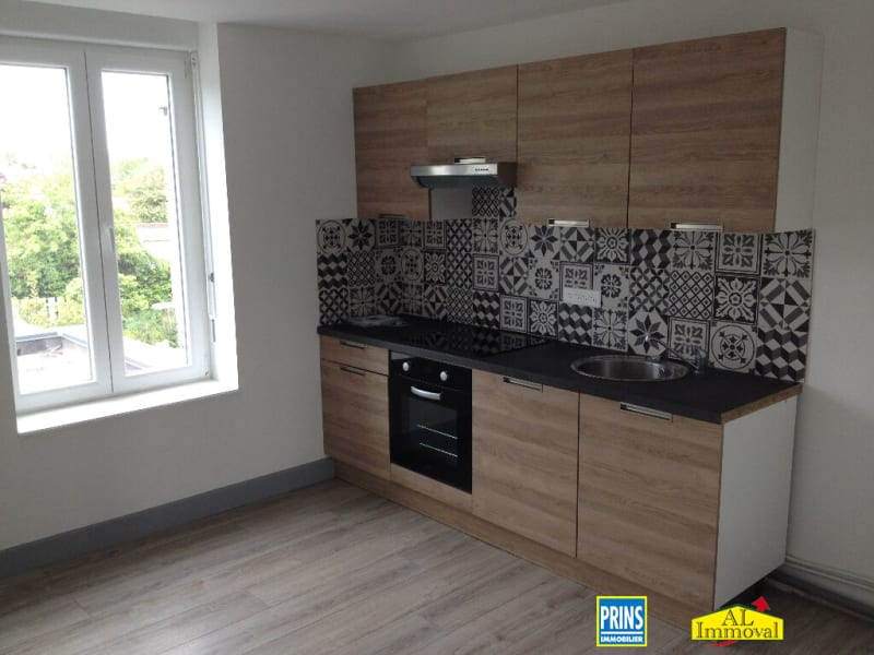 Rental apartment Lillers 580€ CC - Picture 2