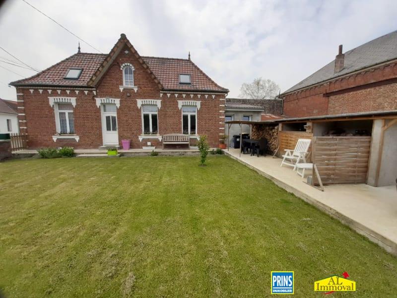 Vente maison / villa Wavrans sur l aa 140500€ - Photo 1