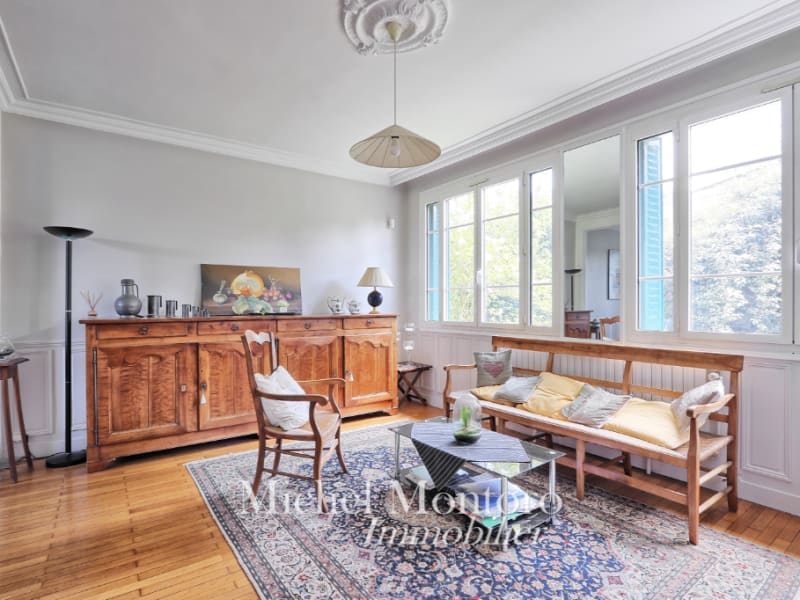 Venta  casa Le pecq 950000€ - Fotografía 5