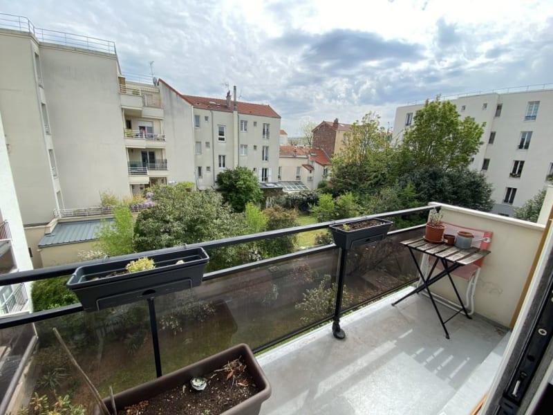Sale apartment Vincennes 415000€ - Picture 2