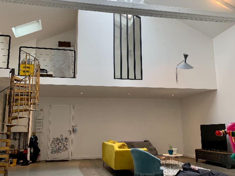 Deluxe sale loft/workshop/open plan Montreuil 995000€ - Picture 3