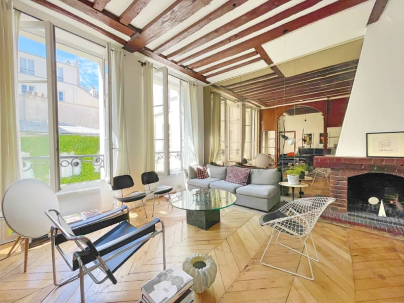 Vente appartement Paris 3ème 699000€ - Photo 3