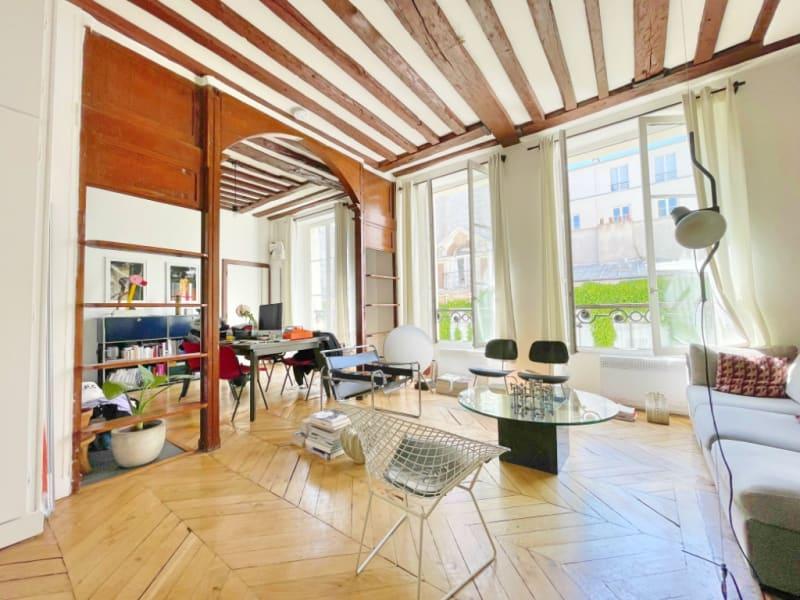 Vente appartement Paris 3ème 699000€ - Photo 4