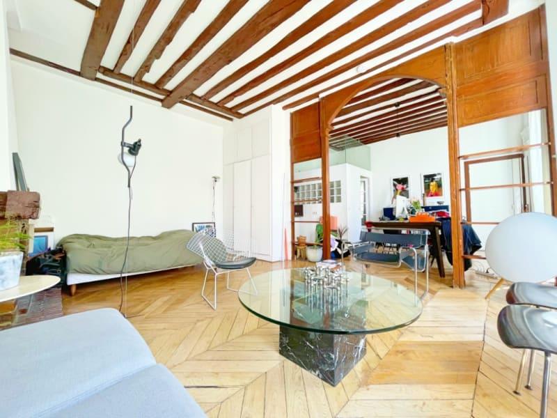 Vente appartement Paris 3ème 699000€ - Photo 7