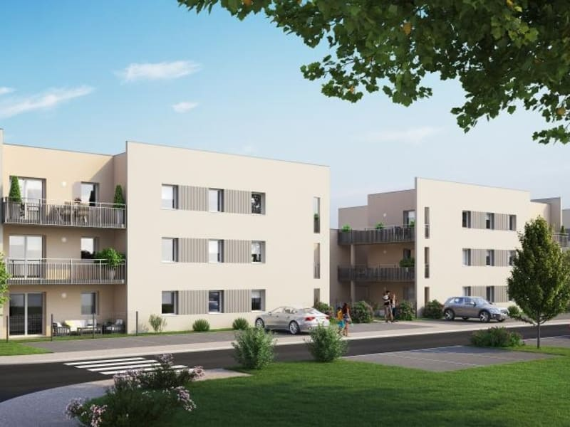 Sale apartment Woippy 134000€ - Picture 4