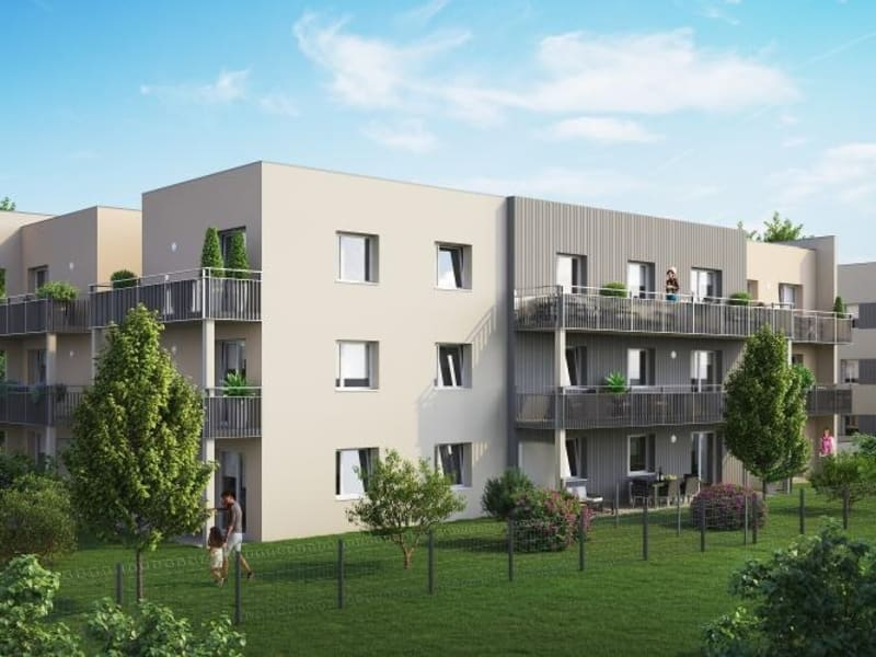 Sale apartment Woippy 154000€ - Picture 2