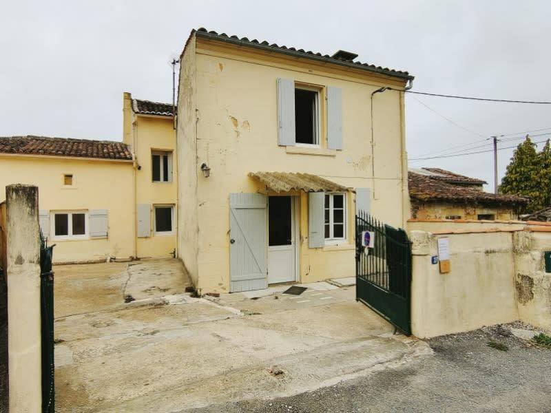 Vente maison / villa Cherves richemont 129000€ - Photo 1