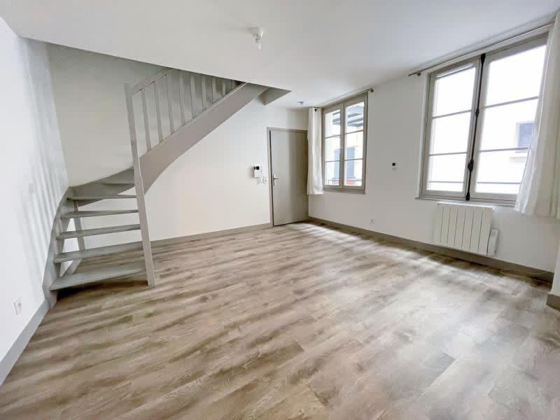 Rental apartment Rouen 673,50€ CC - Picture 2
