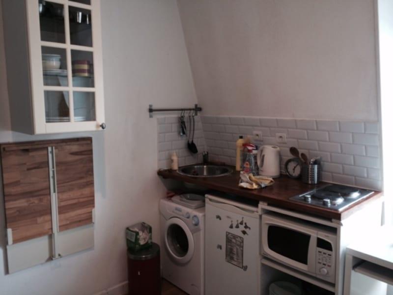 Rental apartment Paris 20ème 450€ CC - Picture 2