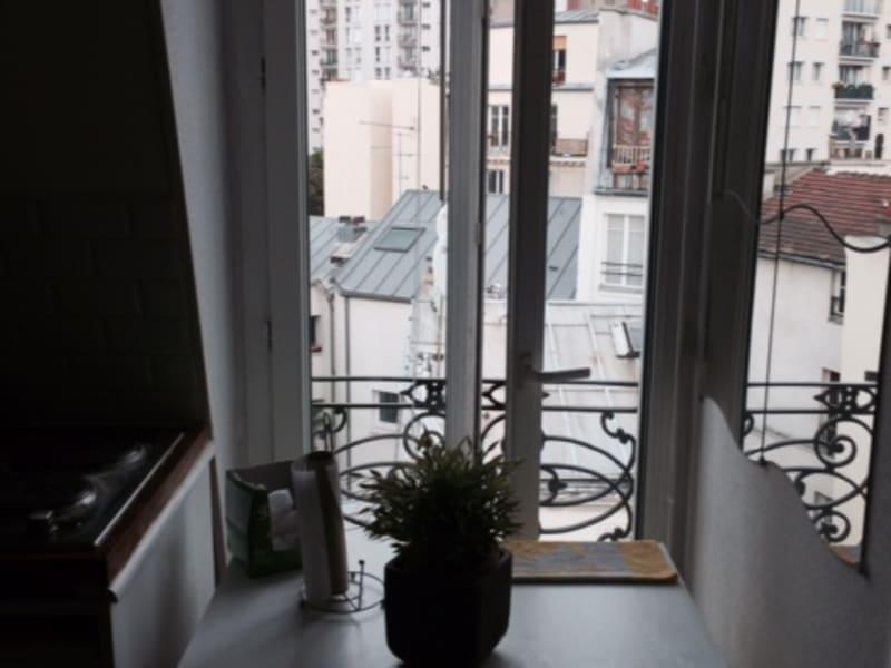 Rental apartment Paris 20ème 450€ CC - Picture 4