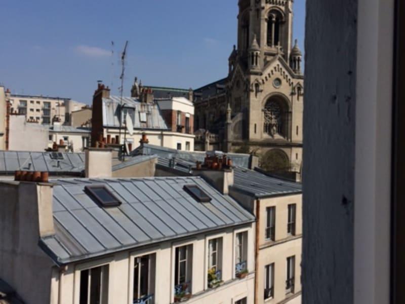 Rental apartment Paris 20ème 450€ CC - Picture 8