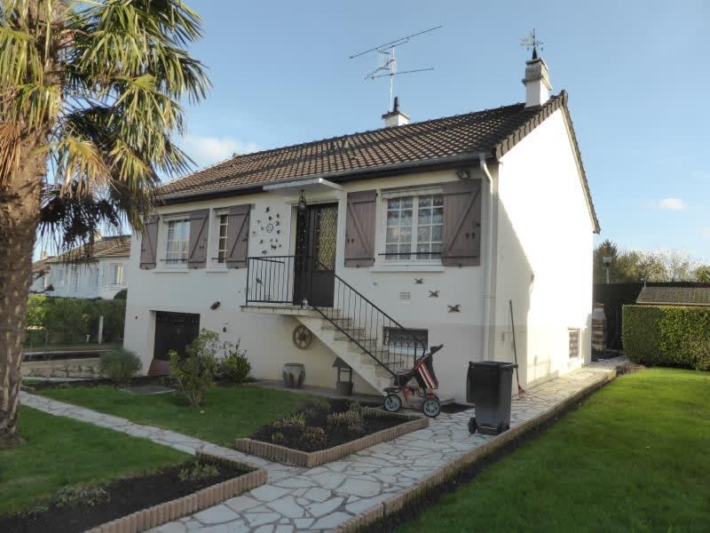 Vente maison / villa Crepy en valois 215000€ - Photo 1