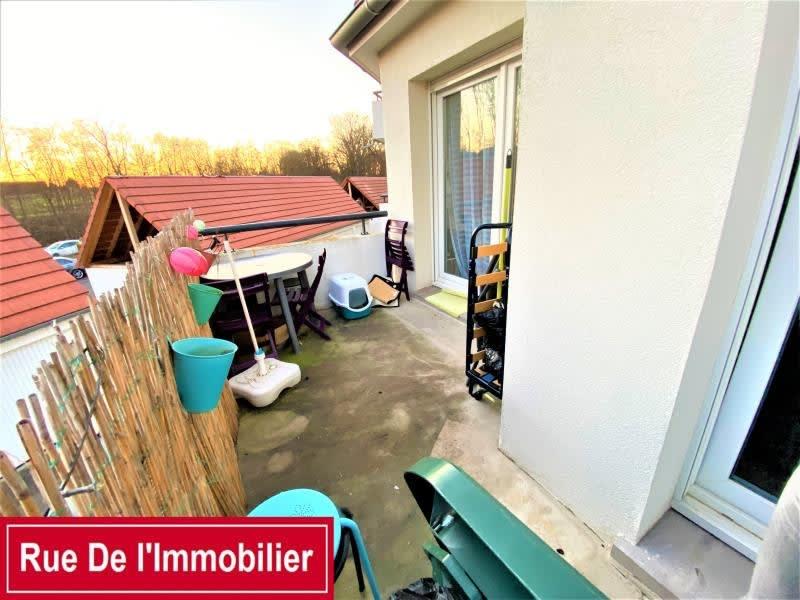 Vente appartement Dettwiller 106000€ - Photo 2