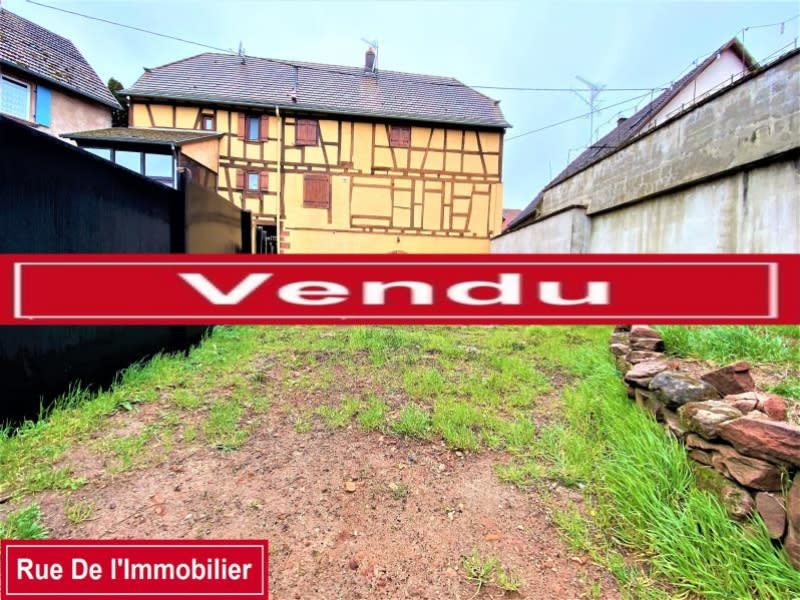 Sale house / villa Bouxwiller 139100€ - Picture 1
