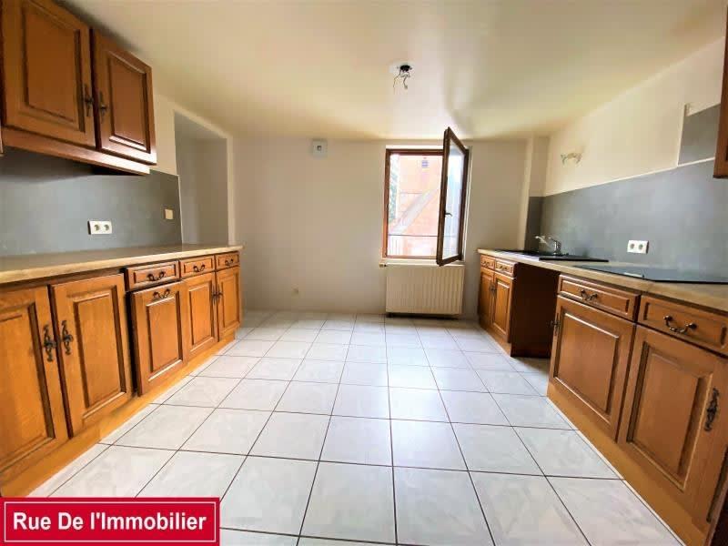 Sale house / villa Bouxwiller 139100€ - Picture 3