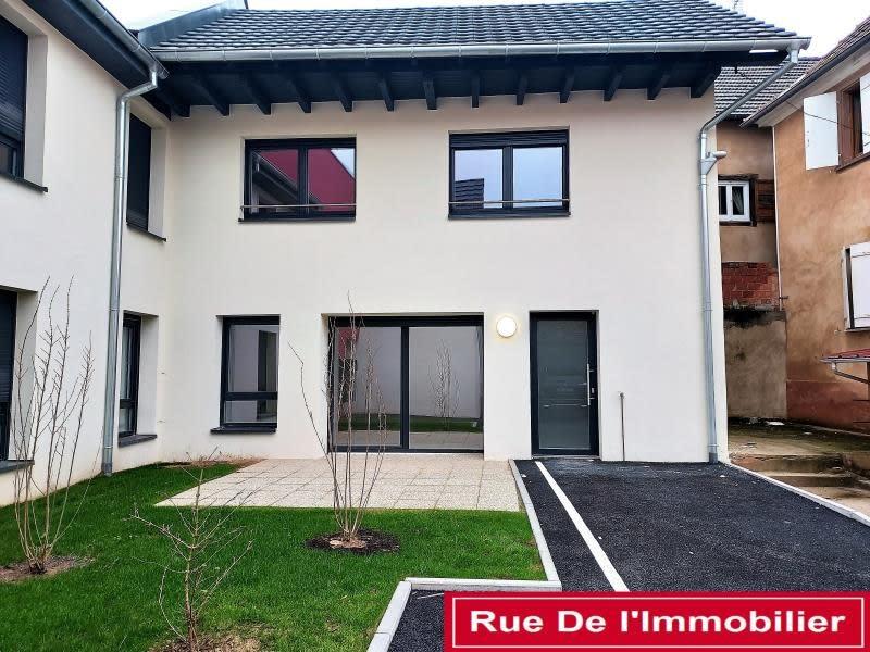 Vente appartement Mommenheim 220200€ - Photo 1