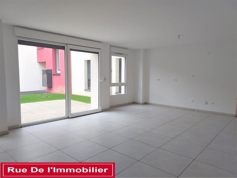 Vente appartement Mommenheim 220200€ - Photo 2