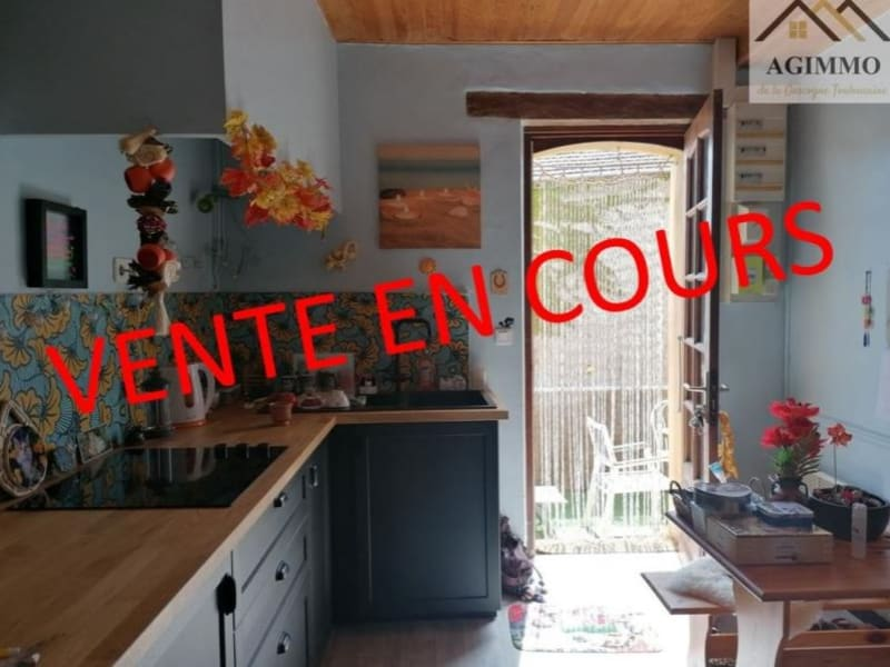 Vente maison / villa L isle jourdain 120000€ - Photo 1