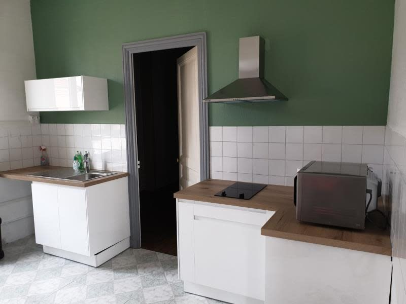 Rental apartment Roanne 355€ CC - Picture 1