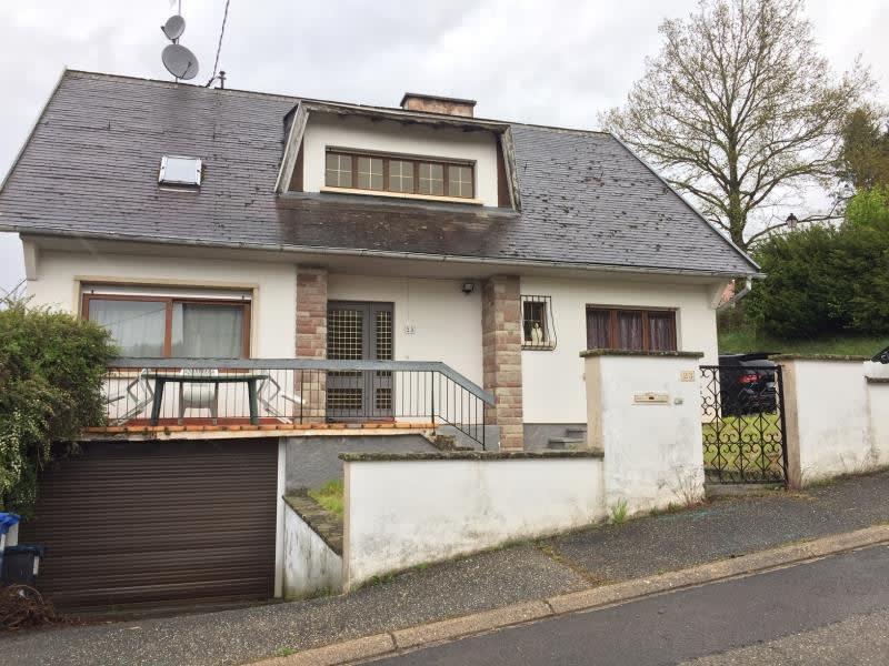 Sale house / villa Niederhaslach 365000€ - Picture 1