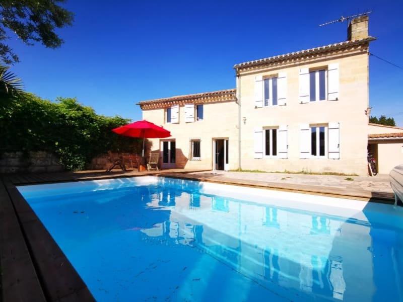Vente maison / villa St andre de cubzac 399000€ - Photo 1