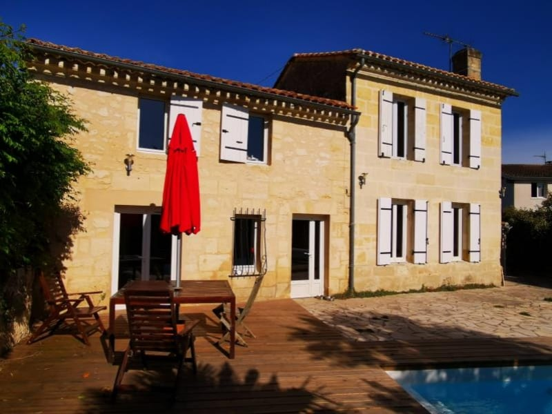 Vente maison / villa St andre de cubzac 399000€ - Photo 2