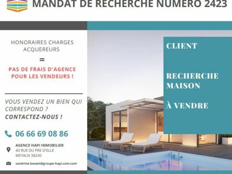 Verkauf haus Crolles 800000€ - Fotografie 1