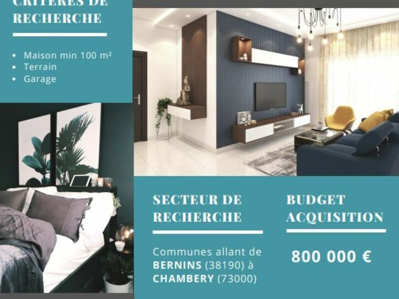 Verkauf haus Crolles 800000€ - Fotografie 2