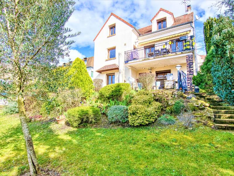 Revenda casa Chanteloup les vignes 589000€ - Fotografia 1
