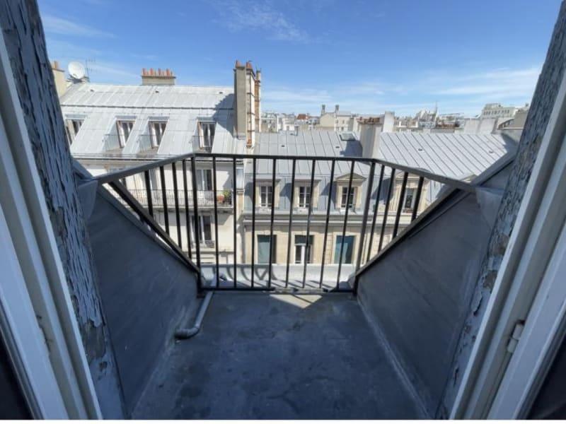 Rental apartment Paris 10ème 640€ CC - Picture 1
