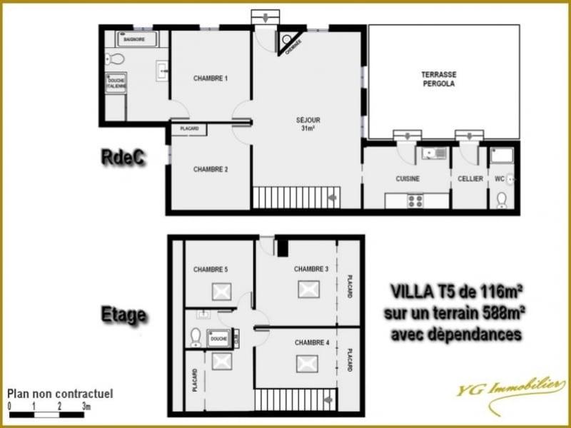 Vente maison / villa Toulon 395000€ - Photo 2