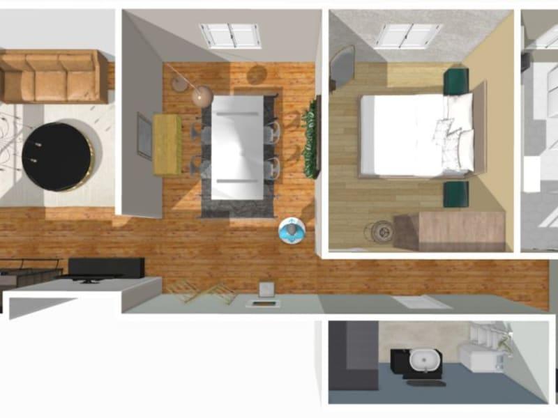 Vente appartement Montmorency 189000€ - Photo 1