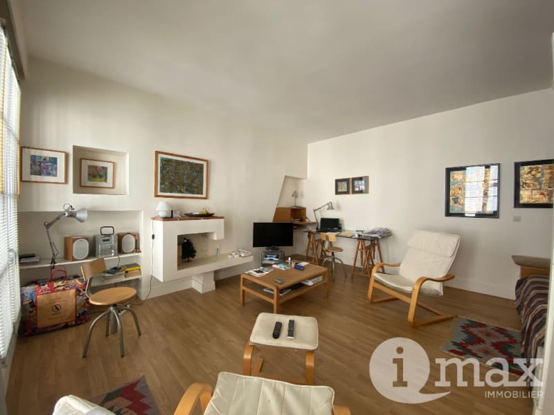Sale apartment Paris 1er 500000€ - Picture 1