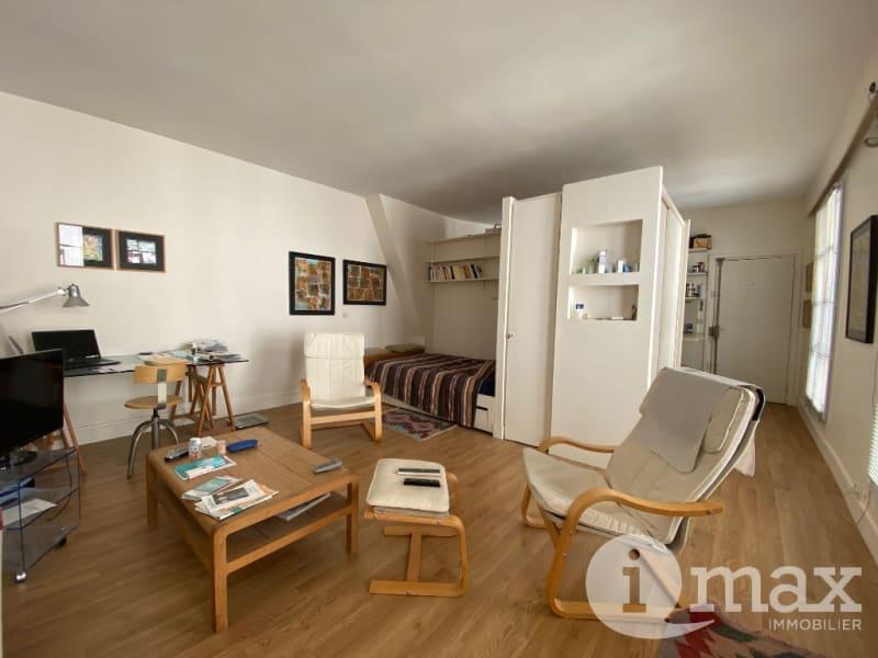 Sale apartment Paris 1er 500000€ - Picture 2
